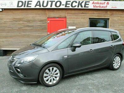 gebraucht Opel Zafira Tourer C 1.4 Innovation/7Sitzer/Navi/Xeno