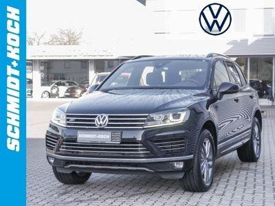 gebraucht VW Touareg 3.0 V6 TDI DSG BMT R-Line Allrad Leder