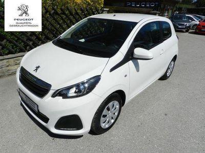 gebraucht Peugeot 108 VTI 68 STOP&START Active, Garantie bis 5/20