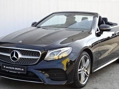 gebraucht Mercedes E220 Cab 4M UPE83.139,-! AMG Standhz MultiLED
