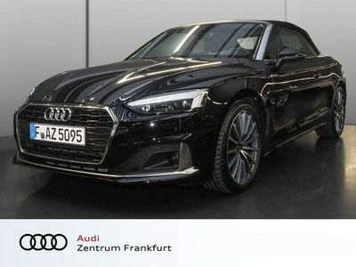 gebraucht Audi A5 Cabriolet advanced 40 TFSI 150 kW (204 PS) S tronic
