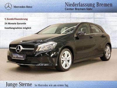 gebraucht Mercedes A180 Urban Navi PTS Licht- u. Sicht Sitzhzg.