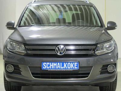gebraucht VW Tiguan TDI2.0 DPF BMT Cup Sport&Style ParkAssist Climatro