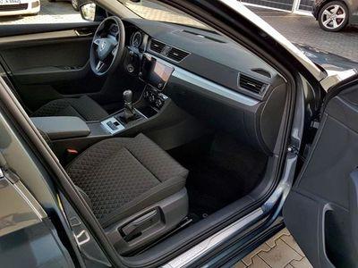 gebraucht Skoda Superb Combi Ambition Comfort LED Sitzheizung...