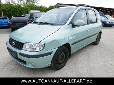 used Hyundai Matrix 1.8 GLS*2.Hand*Klima*AHK*TÜV 04.2020*