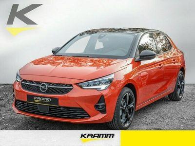 gebraucht Opel Corsa 1.2 Turbo GS Line USB KLIMA PDC SHZ LED