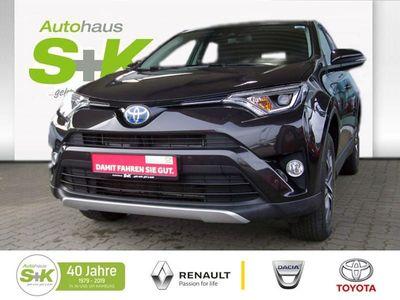 gebraucht Toyota RAV4 2,5l Hybrid Edition *LED*Kamera*