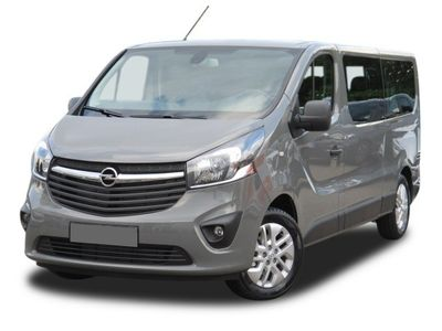 gebraucht Opel Vivaro B Combi+, L2H1 1.6 Diesel, 107 kW (MT6)