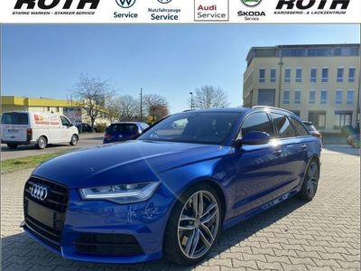 gebraucht Audi S6 Avant Qu. *Navi*LED*Kamera*SHZ*Carbon*ASA*