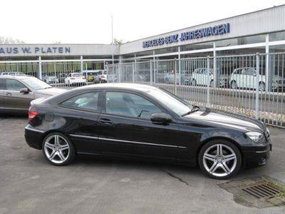 gebraucht Mercedes CLC200 K Evolution+Sportpaket+Komfort+