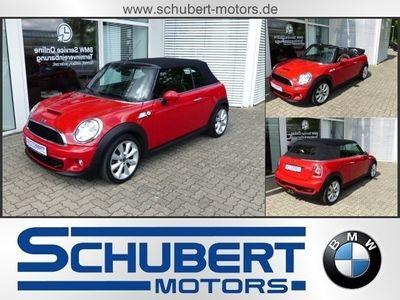 gebraucht Mini Cooper S Cabriolet NAVI XENON HIFI SZHG