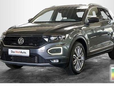 gebraucht VW T-Roc 2.0 TSI Sport 4Motion