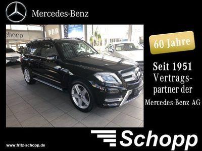 gebraucht Mercedes GLK220 CDI AMG COMAND ILS EL.HECKKLAPPE LEDER
