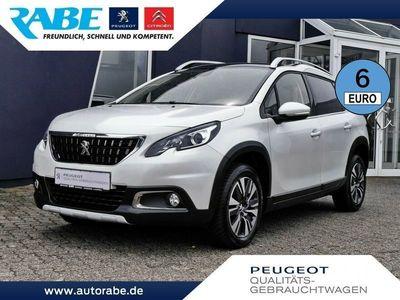 gebraucht Peugeot 2008 Allure 130 PT Pano+Kamera+Navi+GripControl