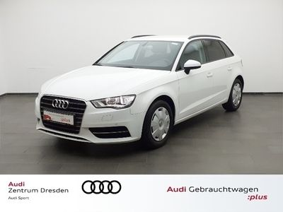 gebraucht Audi A3 Sportback 1.4 TFSI Attraction /Bluetooth