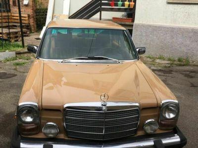 gebraucht Mercedes W115 300 D ex-USA