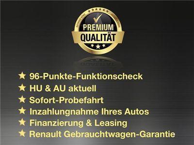 gebraucht Renault Mégane 5-Türer Authentique 1.6 16V 110