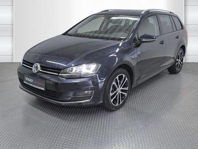 gebraucht VW Golf VII Variant 1,4 TSI Lounge DSG,Nav,BI-Xenon