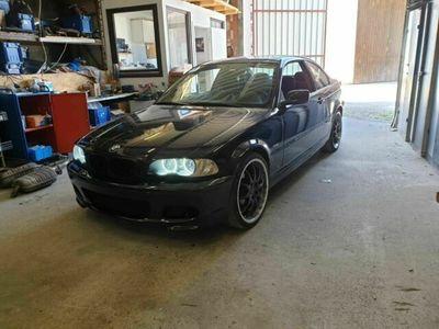 gebraucht BMW 323 E46 CI
