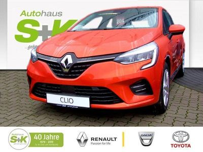 "gebraucht Renault Clio EXPERIENCE TCe 100 +Easy-Link 7""+"