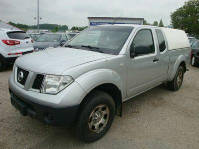 used Nissan Navara Pick-up KingCab Business 4X4 *LKW*