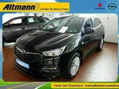 gebraucht Opel Grandland X Edition IntelliLink / Sitzheiz. / Einparkhilfe