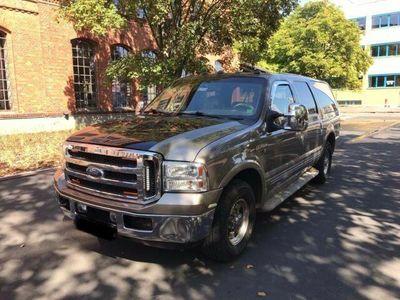 gebraucht Ford Excursion 6.8L Diesel *grüner Umweltplakette*
