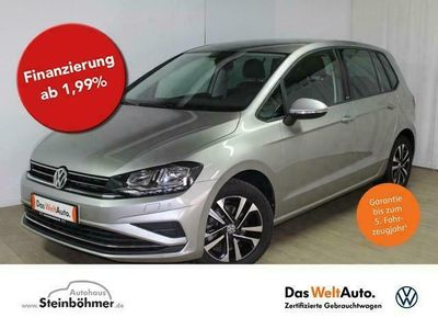 gebraucht VW Golf Sportsvan United 1.0 TSI Navi Sitzheizung