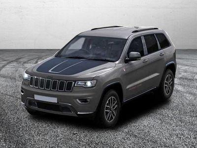 gebraucht Jeep Grand Cherokee 3.0 V6 Multijet 4WD Automatik Trailhawk