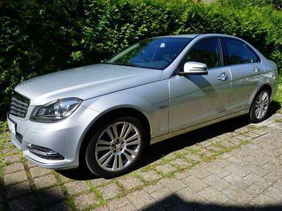 gebraucht Mercedes C350 4Matic (BlueEFFICIENCY) 7G-TRONIC Elegance