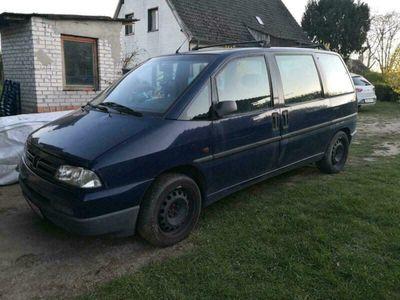 gebraucht Peugeot 806 Eurovan (perfekter Mini Camper...