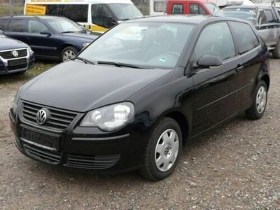 gebraucht VW Polo 1.2 Black Edition*Klima*ALU*=Guter Zustand=