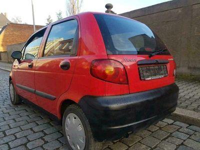 gebraucht Chevrolet Matiz Benzin 0.8 mit TÜV - NEU !!!