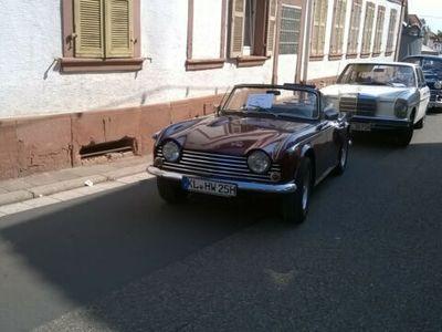 gebraucht Triumph TR 250