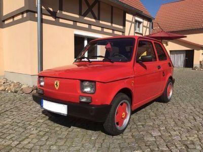 "used Fiat 126 P Polski ""Der Ferrari"" TÜV"