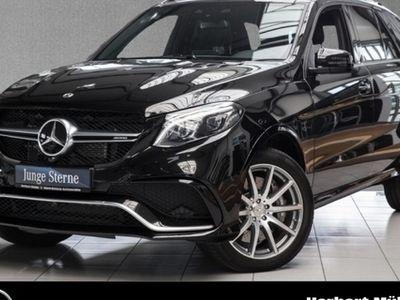 gebraucht Mercedes GLE63 AMG 4M AMG AMG+Comand+AHK+Fahrassi.+