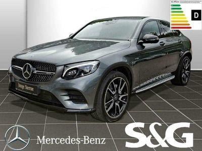 gebraucht Mercedes GLC43 AMG AMG 4M Coupé +Night+Comand+360°+LED+ESHD+
