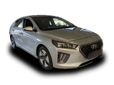 gebraucht Hyundai Ioniq 1.6 GDi Hybrid Style Facelift Navi DAB Klimaaut. LED PDC RÃŒckfahrkamera