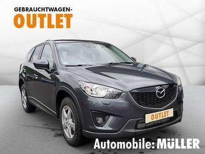 gebraucht Mazda CX-5 2.2 SKYACTIV-D|EU6|Navi|Xenon|Klimaauto