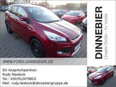 gebraucht Ford Kuga Indiviudual 4x4 2.0 TDCi *BiXenon*PDC*ParkAssist* Gebrauchtwagen, bei Autohaus Dinnebier GmbH
