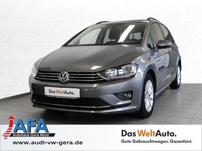 gebraucht VW Golf Sportsvan LOUNGE 1,4 TSI DSG AHK,SHZ