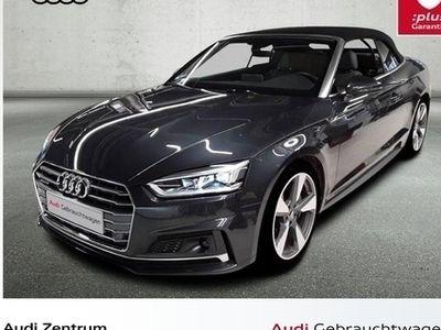 gebraucht Audi A5 Cabriolet sport 3.0 TDI quattro 210 kW (286 PS) tiptronic 8-stufig