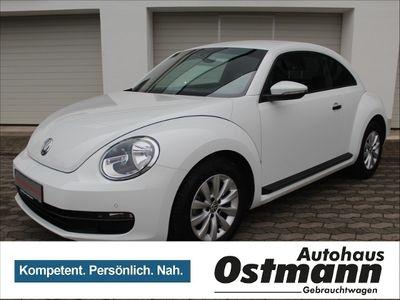 gebraucht VW Beetle 1.2 TSI Basis KLIMA*NAVI*ALU