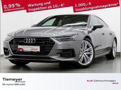 gebraucht Audi A7 Sportback 55 TFSI Q S LINE UPE100 LM20 HuD PANO