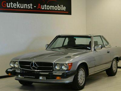 gebraucht Mercedes 560 SLTop Zustand,Klima,Leder,SH-gepfl.