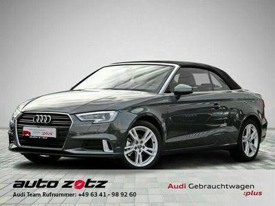 gebraucht Audi A3 Cabriolet Sport 35 TFSI S tronic Bluetooth als Cabrio/Roadster in Landau