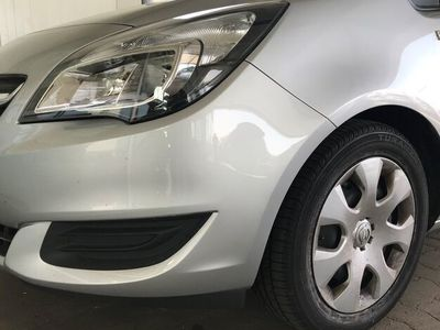 gebraucht Opel Meriva B 1.4 Turbo Edition scheckheftgepflegt Klim