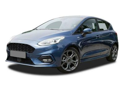 gebraucht Ford Fiesta Fiesta1.0 EcoBoost ST-Line SS EURO 6d-TEMP