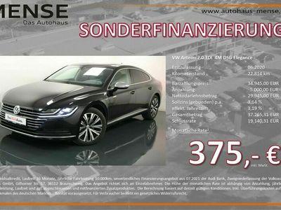 gebraucht VW Arteon 2.0 TDI 4M DSG Elegance Navi Business DAB