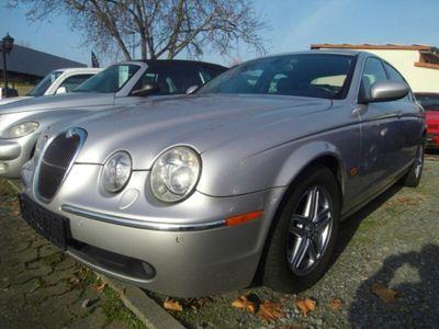 gebraucht Jaguar S-Type 3.0 V6 Executive Autoatik Leder Neue Tüv